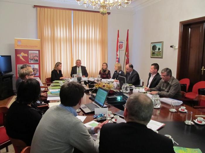 XVth WORK GROUP MEETING