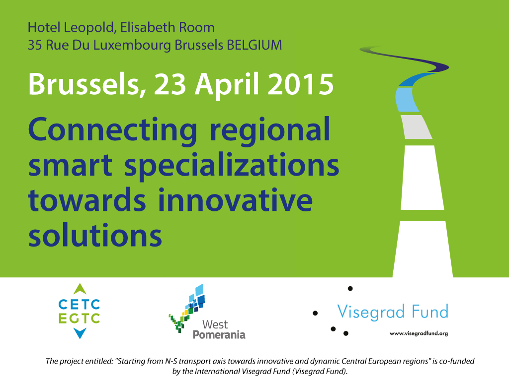 Connecting regional and smart specialisations towards innovative solutions
